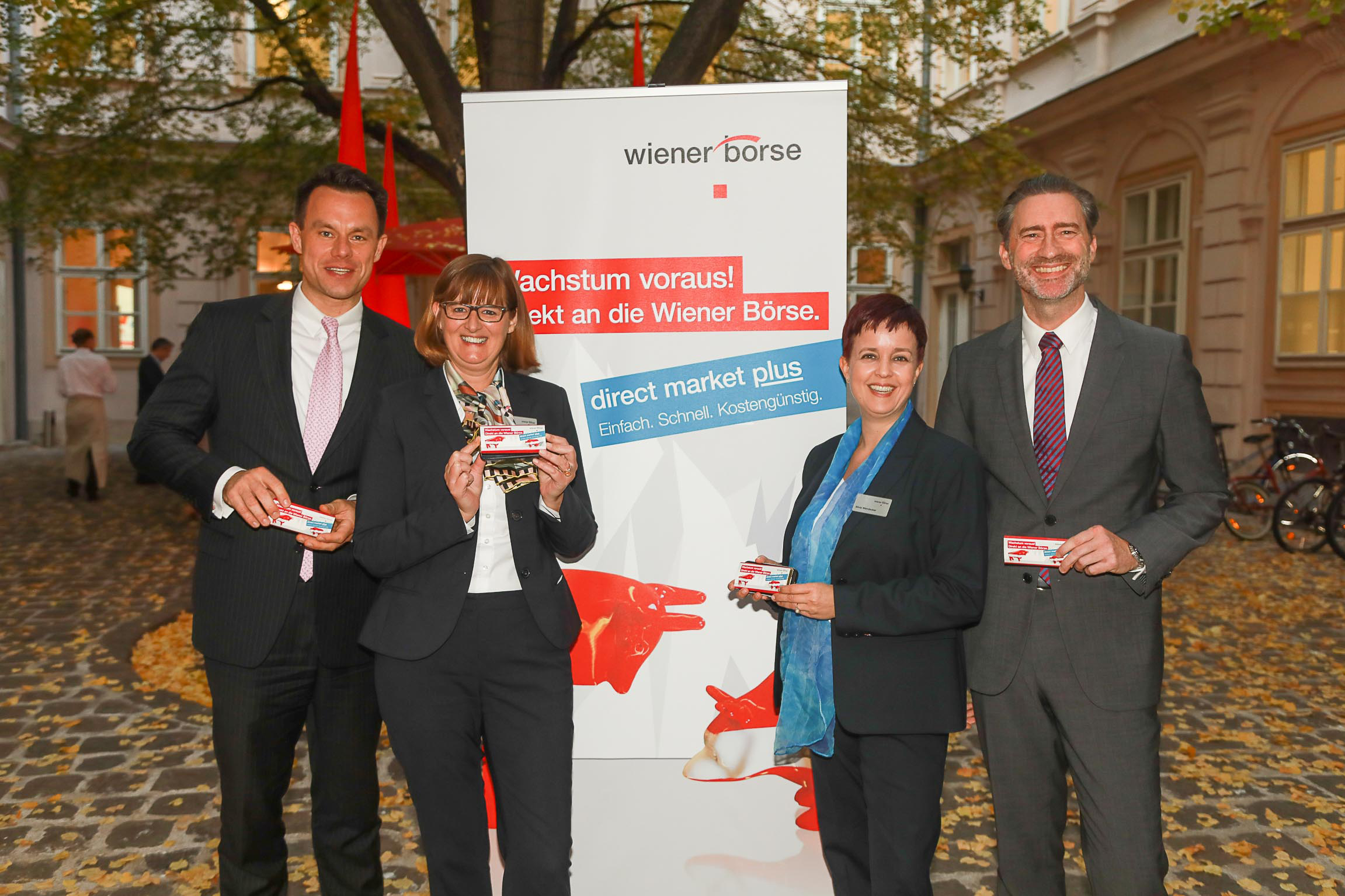 Wiener Börse direct network event 2018