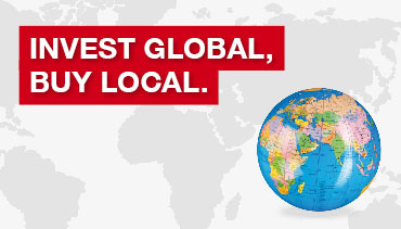Invest global buy local: am global market der Wiener Börse internationale Wertpapiere handeln