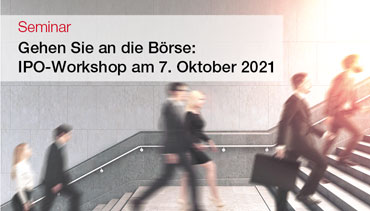 IPO-Workshop 7. Oktober 2021